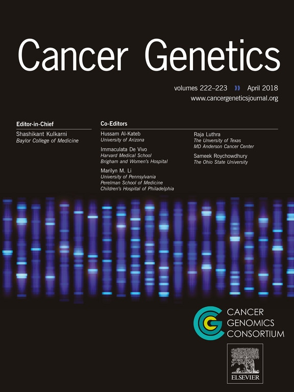 Cancer Genetics Journal